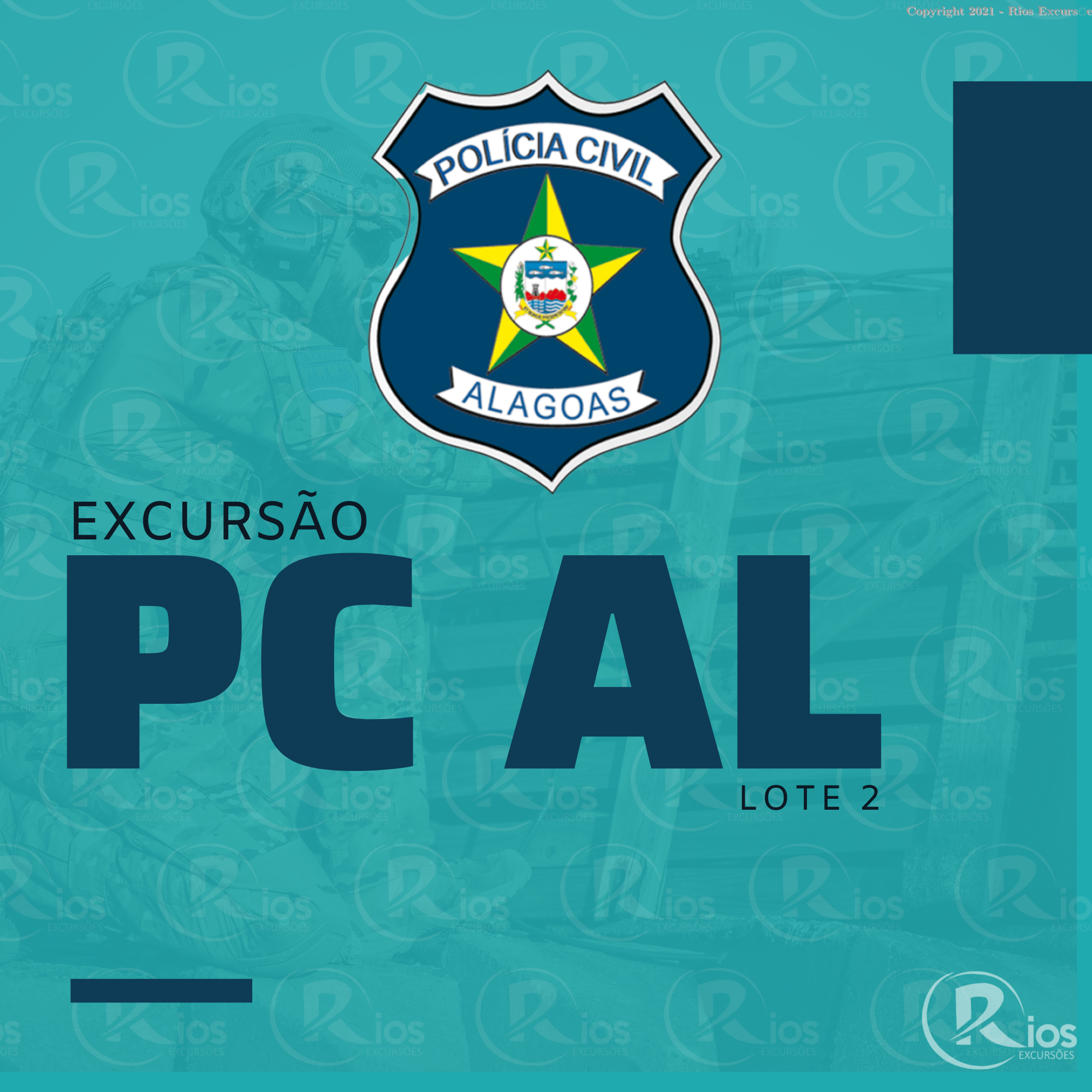 EXCURSÃO PC AL (LOTE 2) ILHéUS- ITABUNA - JEQUIé, FEIRA DE SANTANA